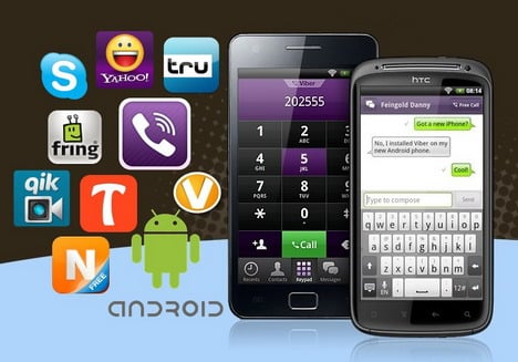 best android apps to make free calls on your smartphone