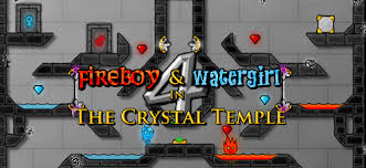 Fireboy and Watergirl 4: The Crystal Temple | Fireboy and watergirl fruit 1
