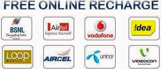 10+ Best Free Recharge apps to get free Talktime/Recharges on your Mobile (Android/PC) 1