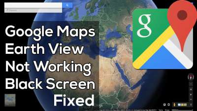 Fix Blank Google Maps on Android | Fix Blank Screen Google Maps In Chrome 2018 1