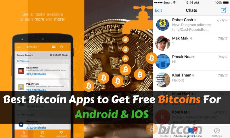 Bitcoin Apps 2018