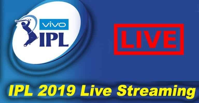 IPL 2019 Live for free
