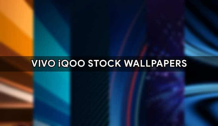 ✅ Download Vivo iQOO Stock Wallpapers Official