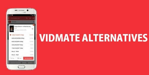 Top 5 Vidmate Alternative For iPhone -  Vidmate APK Free Download iPhone 1