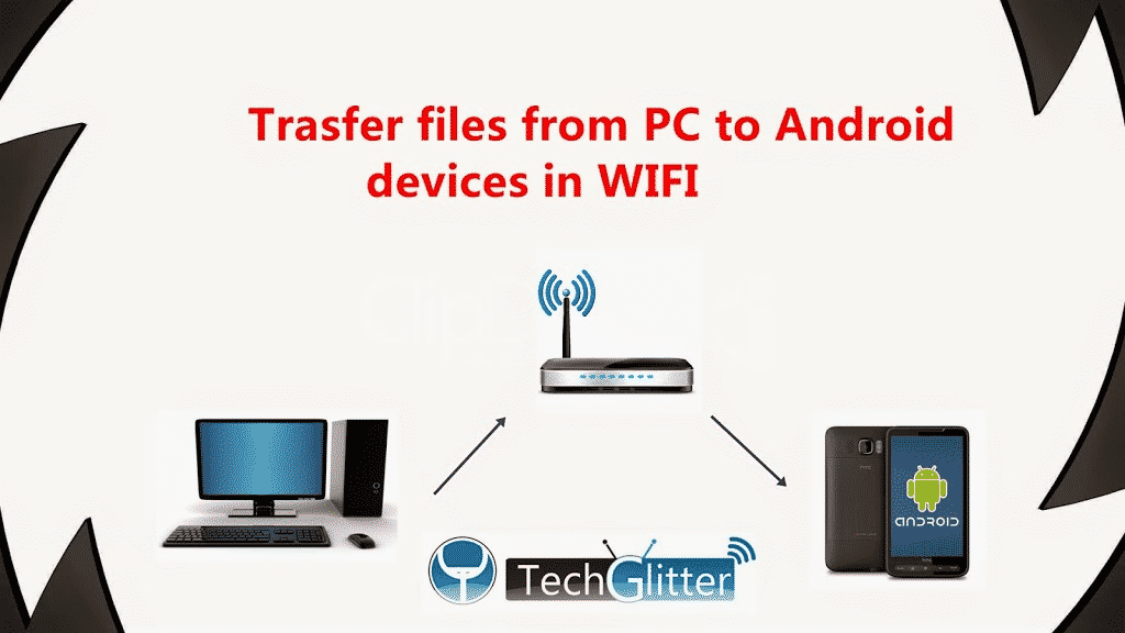 6 Ways To Transfer Files Between Computer to Android Mobile on WiFi 14