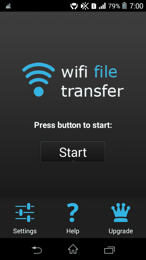 6 Ways To Transfer Files Between Computer to Android Mobile on WiFi 17