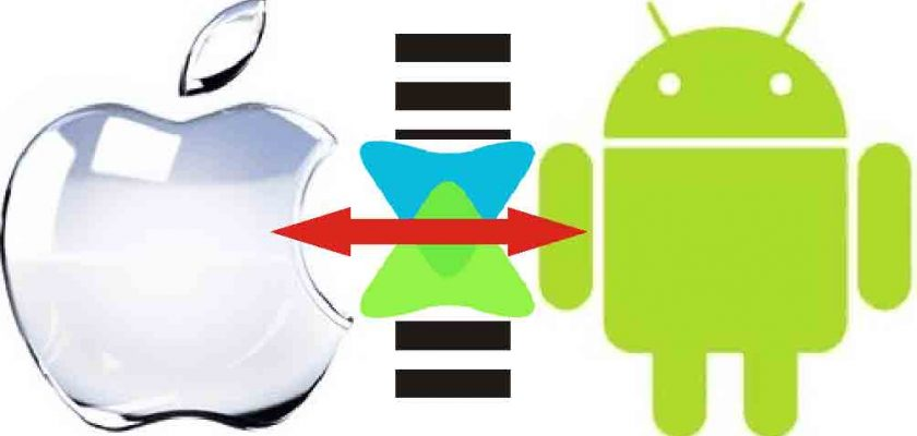 Transfer Files Between Android and iOS | Xender File Transfer App For Android/iPhone 1
