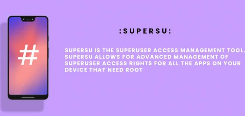 [Latest|Verified✅] Download Official SuperSu v2.82 (SuperSu Zip and APK) | SuperSu Apk 1