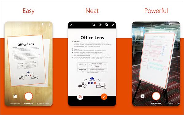 Microsoft Office Lens – PDF Scanner