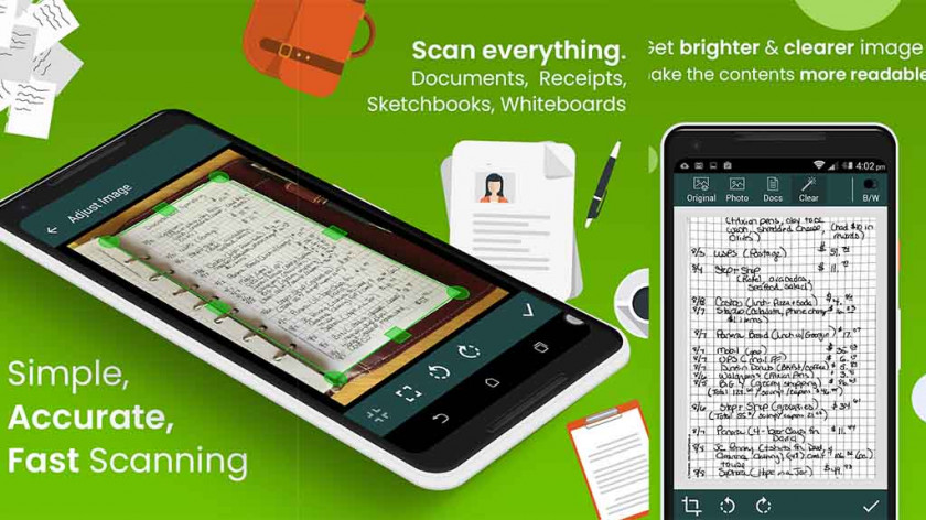 ▷ Top 5 Document Scanner Apps