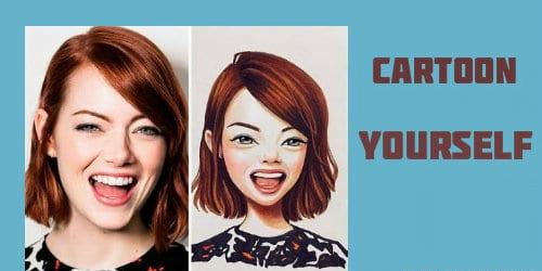 cartoon yourself