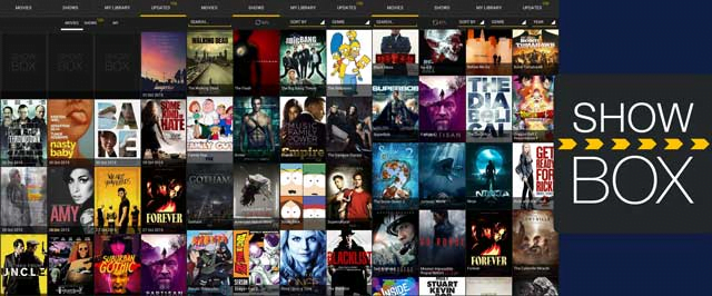 Image result for Showbox Animated Movies""