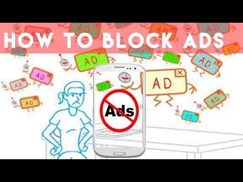 Easiest way to add block on youtube.