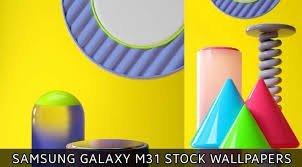 Samsung Galaxy M31 stock Wallpaper