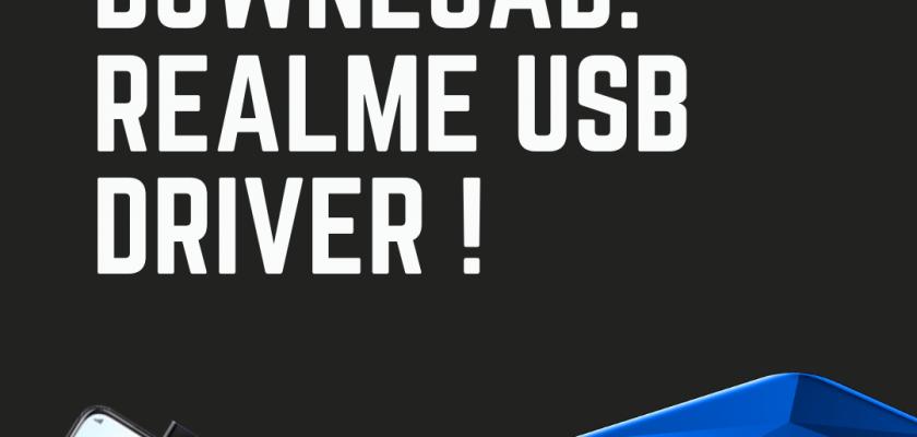 Realme USB Driver (androidfantasy.org)