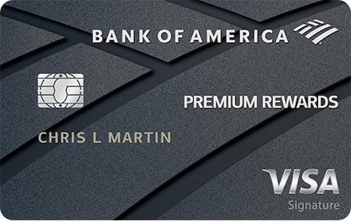 Bank of America Premium Reward Credit Card